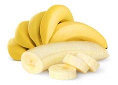 استخدام الموز للحصول على شعر صحي