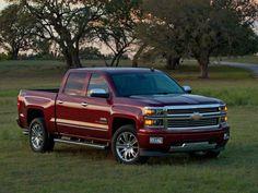 10 Most Comfortable Trucks for 2015 | Autobytel.com: 2015 Chevrolet Silverado 1500 High Country