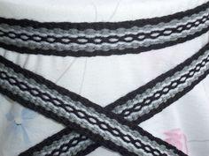 Woven Belt, Inkle Weaving, Inkle Woven, Hand Woven Trim, Ren Faire or SCA, Inkle Band, Woven Bag Strap, Handfasting Cord by AvidYarnArtist on Etsy