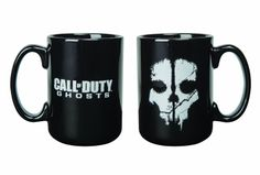 Call of duty ghosts mug http://www.amazon.co.uk/Call-Duty-Ghosts-Official-Licensed/dp/B00GHF5G3I/ref=sr_1_33?ie=UTF8&qid=1386237193&sr=8-33&keywords=call+of+duty+ghosts