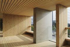 Galeria de Mokuzaikaikan / Nikken Sekkei - 13