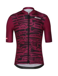 2018 La Vuelta Huesera Cycling Jersey: Made in Italy by Santini Mens Summer Tops, Road Bike Gear, Cycling Outfit, Cycling Clothing, Bike Wear, Cycling Jerseys, Bike Accessories, Snug Fit, Motorcycle Jacket