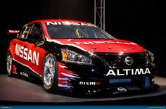 2013 Nissan Altima V8 Supercar V8 Supercars, Nissan Altima, Touring, Race Cars, Super Cars, Racing, Australia, Vehicles, Erotica