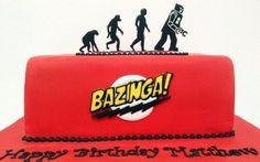 The Big Bang Theory - by MelysCakeDesign @ CakesDecor.com - cake decorating website
