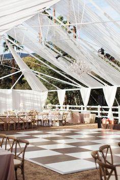 Wedding Tent Ideas For A Stunning Reception ★ See more: https://www.weddingforward.com/wedding-tent/2