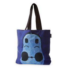Finlayson Asia Blue Bag