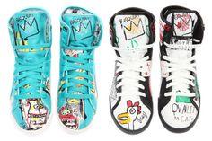 Jean Michel Basquiat!