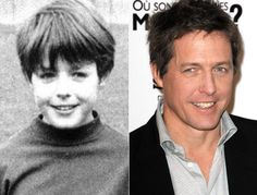 ... and Hugh Grant has been working that smile for years.
