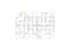 Gallery of Alvenaria Social Housing Competition Entry / fala atelier - 17