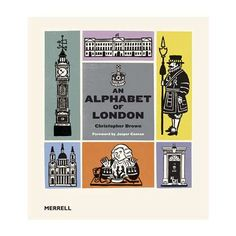 Gift Library: An Alphabet of London by Christopher Brown