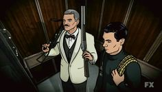 burt reynolds and sterling archer