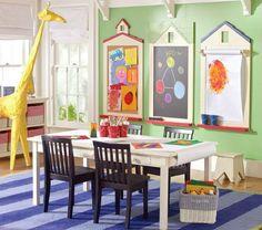 play room/ school room
