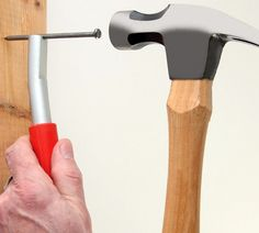 This Magnetic Gadget Promises To Save Your Thumbs When Hammering Nails