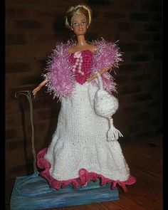 barbie st valentin free pattern