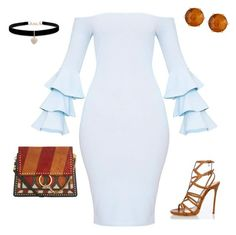 """""""Untitled #120"""" by aseidon ❤ liked on Polyvore featuring Chloé, Dsquared2, Ippolita and Betsey Johnson"""