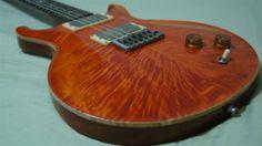 PRS Santana lll   34jt Guitars, Music Instruments, Colors, Musical Instruments, Guitar, Vintage Guitars