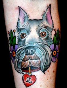 this could be for me, Z for Zero, my first dog