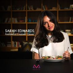 . K N O W  Y O U R  E X P E R T : . . Sarah Edwards Health & Wellness Expert | Founder @copperandcloves . . COURSE: Master the Art of Mindful Eating. . . Sarah is on a mission to prove that eating well does not mean boring or restrictive food. She studied with the Institute of Integrative Nutrition and is a certified Health and Wellness Coach. She uses a habit-based approach to help people adopt positive health-promoting behaviours. . . She has enabled clients to transform their attitude to… Health And Wellness Coach, Mindful Eating, Eating Well, Helping People, Attitude, Nutrition, Food, Art, Art Background