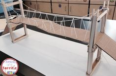 Stem Engineering Challenge: Design A Suspension Bridge