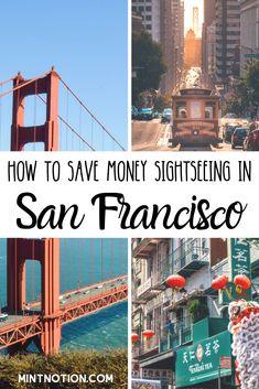 Sightseeing In San Francisco, San Francisco Attractions, San Francisco Vacation, San Francisco Travel, San Francisco Dungeon, San Francisco City, Museums In San Francisco, California National Parks, Visit California