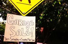 Did you know El Cerrito, Calif. has had a citywide garage sale for the past 22 years? Find out how to do it where you live! http://bit.ly/HjOIiN