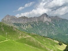 Garfagnana mountains