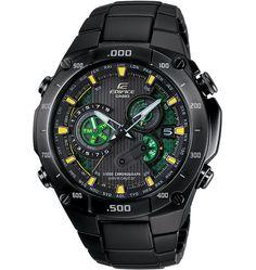 Casio Edifice Black Label Chronograph Mens Watch EFR516PB-1A4V