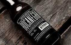"Bocanegra – ""Bocanegra, craft beer made in Monterrey. It is a tribute to all working people. To carry out this work we were inspired by all the people who strive and work hard every day. A hallmark of the people here in Monterrey."""