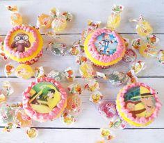 Y con estos me super divertí!!! #cupcakes ni les cuento los niños... estaban encantados!! 😆 .  .  .  #muffin #muffins #cupcakes #curiousgeorge #imdesign #design #torta #cakedesign #cake