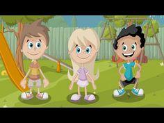 █■█ █ ▀█▀ Piosenka dla dzieci - Poznajemy części CIAŁA - Dla Przedszkolaków █■█ █ ▀█▀ - YouTube Family Guy, Education, Fictional Characters, Youtube, Logo, Logos, Learning, Youtubers, Youtube Movies