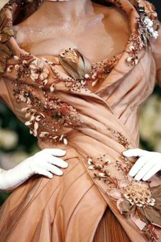 Dior Couture @ Fall 2007 - Details