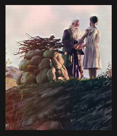 Religious Art I | Total Visits 353 | Harry Anderson Art