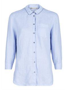 sandwich linnen blouse