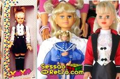 Infância Anos 80 - Todos tinham medo dessa boneca!