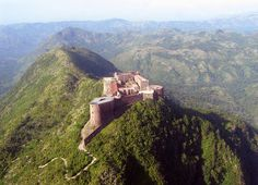 La Citadelle Laferrière , Haiti - I have been there and climbed this mountain.