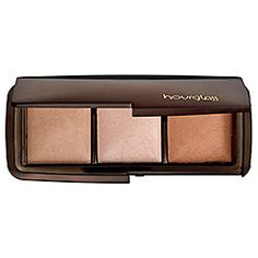 Hourglass - Ambient Lighting Palette |$58, sephora.com | A limited-edition palette featuring three shades of Ambient Lighting Powder, the high-tech, soft-focus finishing powder that features state-of-the-art technology to recreate the most exquisitely flattering types of light.