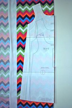 racerback jersey dress for a little girl (or a mommy)