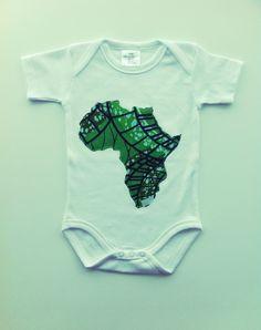 Body african print