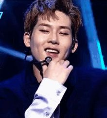 Jooheon || Monsta X