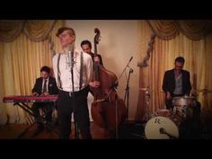 Titanium - Vintage 1940s Jazz Crooner - Style Sia / David Guetta Cover ft. Von Smith - YouTube