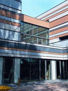 Фасадные панели Сембрит - Cembrit - Фиброцементные строительные материалы