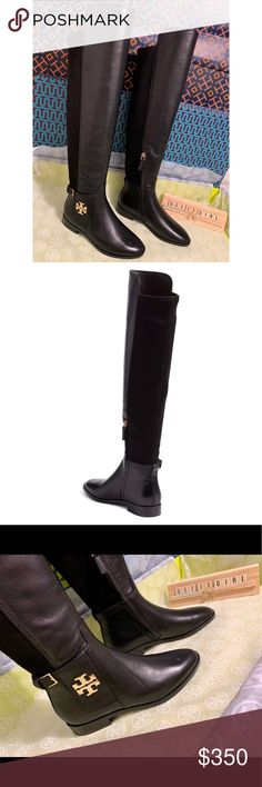 cc1053a9d Tory Burch Wyatt over-the-knee Boot ♡ Brand new! ♡ 100%