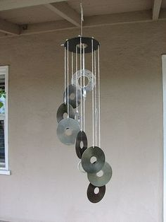 Wind chimes ~ image only