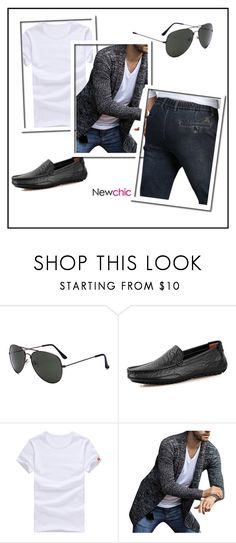 """""""new chic men 3"""" by velci-987 ❤ liked on Polyvore featuring men's fashion and menswear"""