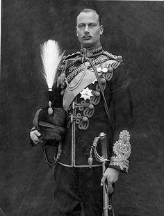 Prince Henry, Duke of Gloucester (1900--1974), 4th child and 3rd son of King George V and Queen Mary.  After his brother became King George VI, Prince Henry was made potential regent for his niece, Princess Elizabeth, in case she ascended the throne as a minor.  He also served as a soldier and was Governor-General of Australia for 2 years.  At the time of his death he was the last surviving child of George V and Queen Mary.