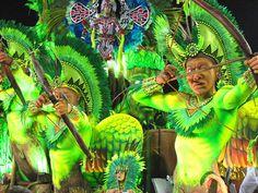 Mangueira Carro alegórico Carnaval 2012 Sambódromo Rio de Janeiro Carnival Carioca Brazil Brasil samba Marquês de Sapucaí