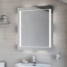 Bathroom Mirror 800 X 600 linen 800 basin and wall mounted unit -grey | bathstore | bathroom