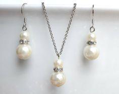 USTED elige el Color de la perla conjunto de 5 por Uniquebeadables