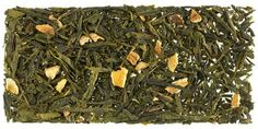 GingTea, la raíz del ginseng es el ingrediente aromatizante de este Té Verde. City Photo, Green