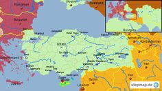 Türkei Karte Nachbarländer - https://bilderpin.com/14329/turkei-karte-nachbarlander/ -Bilder Pin